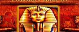Игровой автомат Pharaons Gold 3